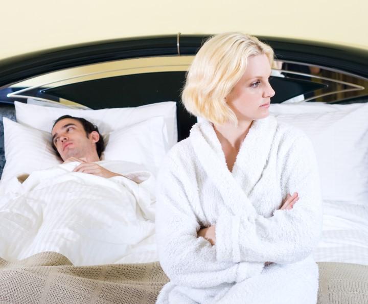 Meu marido não faz sexo comigo. O que eu faço?