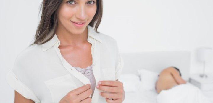 mulher transar no primeiro encontro