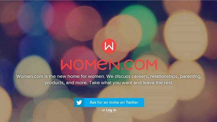 Women, a rede social só para mulheres