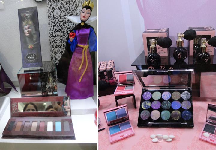 Lançamentos de maquiagens na Beauty Fair 2014