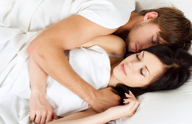 Conchinha após o sexo melhora o relacionamento