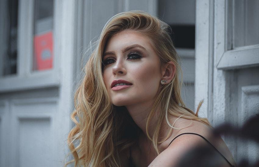 mulher linda